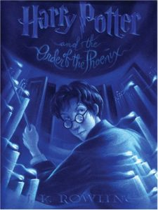 Free Download Harry Potter and The Order of the Phoenix Novel PDF