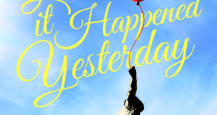 Free Download Like It Happened Yesterday Novel Pdf