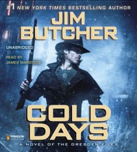 Free Download Cold Days Novel Pdf