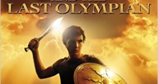 Free Download Percy Jackson and The Last Olympian Novel Pdf