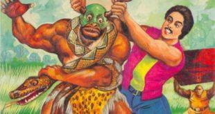 Free Download Khatarnak khel Gagan Hindi Comics Pdf