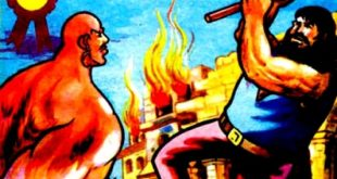 Free Download Chacha Chaudhary aur Raka Hindi Comics Pdf