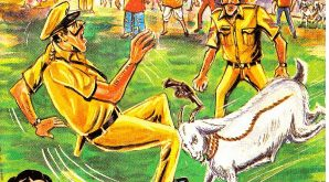 Free Download Hawaldar Bahadur aur Karamati Bakra Hindi Comics Pdf