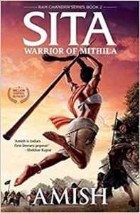 Free Download Sita Warrior of Mithila Hindi and English Novel Pdf