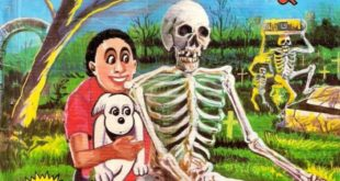 Free Download Crookbond Aur Kabristaan Ke Bhoot Hindi Comics Pdf