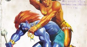 Free Download Gabahu Ki Tabahi Mahabali Shera Hindi Comics Pdf
