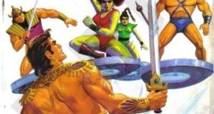 Free Download Hum Hain Dushman Trikal Ke Trikaldev Hindi Comics Pdf